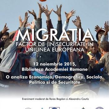 Afis Masa rotunda - Migratie